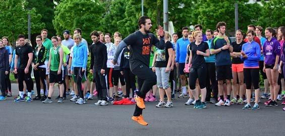 Köln : Gratis Workout und Infoabend mit Experten am 17.11.2015 auf den Stadionvorwiesen um 18:30 Uhr