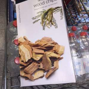 [Lokal Kiel-Neumeimersdorf] Dancook Mesquie Wood Chips - Räucherchips