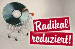 Rock & POP CD, DVD und Vinyl RADIKAL REDUZIERT!