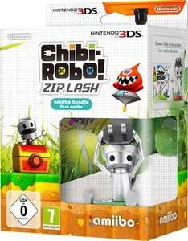 [Saturn] Nintendo Chibi-Robo! Zip Lash, Nintendo 3DS-Spiel inkl. Amiibo für 29,99€ Versandkostenfrei