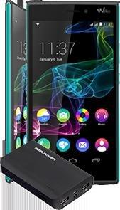 [Mediamarkt] WIKO Ridge 16 GB verschiedene Farben Dual SIM inc. REALPOWER Powerbank-6k Color Edition (Farbe nicht frei wählbar)  für 159,-€ Versandkostenfrei