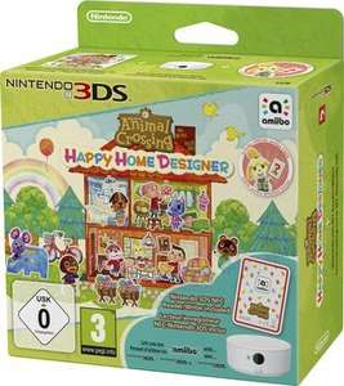 [Saturn] Animal Crossing: Happy Home Designer inkl. NFC-Adapter - Nintendo 3DS ab 29,99€ Versandkostenfrei