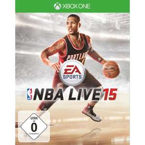 (Saturn) Xbox One -  NBA Live 15 für 4,99€
