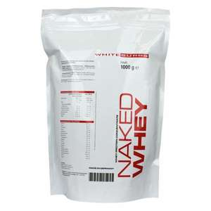 White Supps Naked Whey - 1x 1000g Beutel bei Mic's Body Shop
