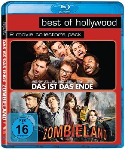 """[Saturn] """"Das ist das Ende"""" + """"Zombieland"""" (2x Bluray) für 7,99€ versandkostenfrei"""