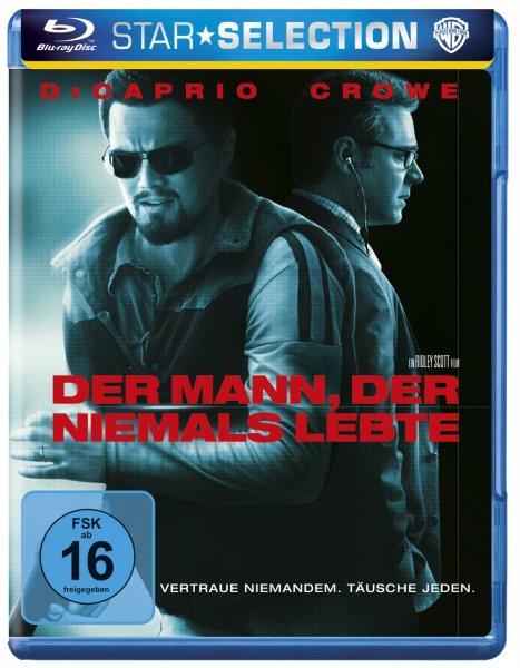 """[Amazon Prime] """"Der Mann der niemals lebte"""" (Bluray) für 5,99€"""