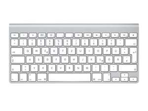 [gravis.de] Apple Wireless Keyboard (ohne OVP)