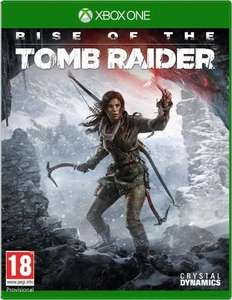 [Digitalo] Rise of the Tomb Raider XBOX One für 47,48€