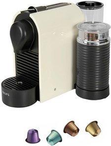 [Redcoon/Ebay] Krups XN 2601 Nespresso U Pure Cream inkl. Aerocino 3 (+200 Kapseln) für 111,-€ Versandkostenfrei