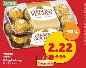 [Penny] Ferrero Rocher 2.22€ + 2 Treuepunkte
