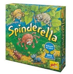 [ROFU offline] Spinderella - Kinderspiel des Jahres 2015 und weitere Spielwarenangebote