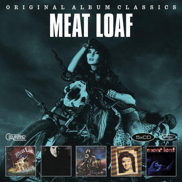 Amazon Prime : CD Meat Loaf - Original Album Classics 5 er Box-Set - Nur 9,99 €
