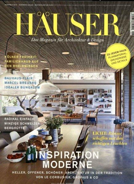 Kostenloses Heft des Häuser-Magazin (Digital oder Print) (Kündigung notwendig)