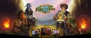 Hearthstone The League of Explorers (Die Forscherliga) - Neues Soloabenteuer [Android]