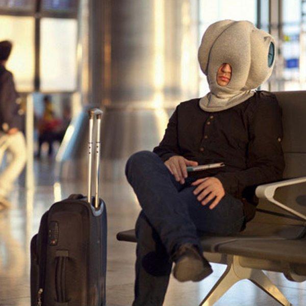 [Aliexpress (App)] Moderne Schlafmaske, Ruhekissen für Unterwegs, echter Hingucker für 9,91€