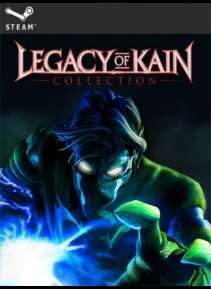Legacy of Kain Collection  für €4,99 @ HumbleBundle