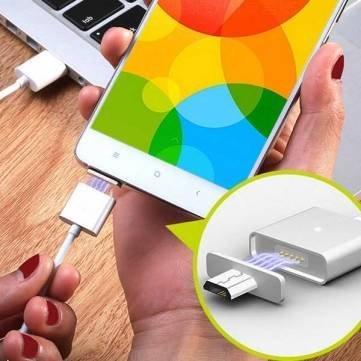 [Banggood] Magnetisches Micro USB Kabel WSKEN X-Cable inkl. 2 Konnektoren für 9,30€ mit 2,4A