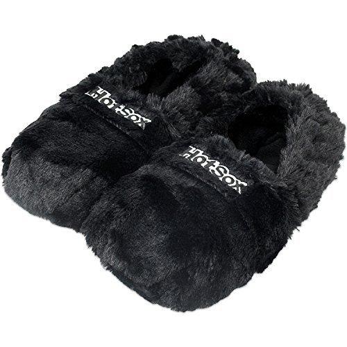 [PENNY] Hot Sox Mikrowellenpantoffeln in schwarz für 5,00€ (Idealo: 13,98€)