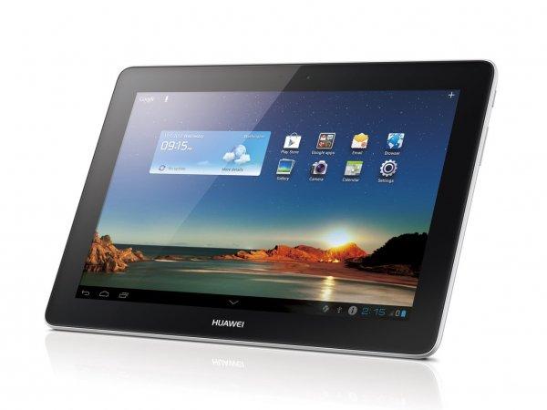 [lokal: expert Herfag] Huawei MediaPad 10 Link LTE 159€ | idealo: 309€ | 25,6 cm (10,1 Zoll) Tablet-PC (Cortex A9 Quad, IPS-Display, Akku: 6600mAh) silber
