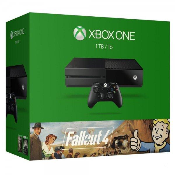 Xbox One 1TB Fallout 4 + Fallout 3 Bundle für 304€ inkl. VSK (Amazon) [Cyber Monday / Black Friday Countdown]