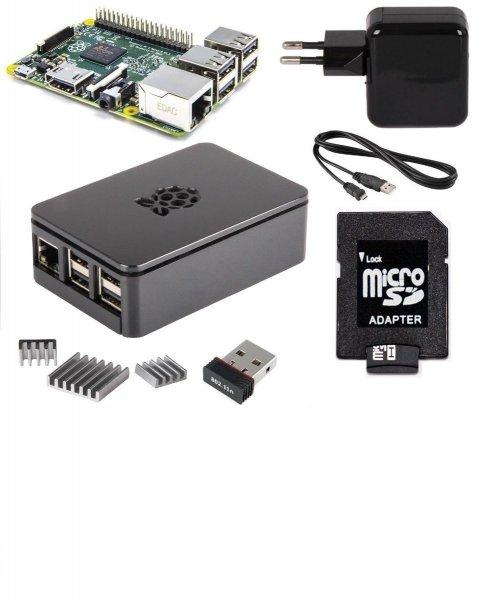 Ebay Raspberry Pi 2 mit Zubehör für 56,99€ inkl Versand
