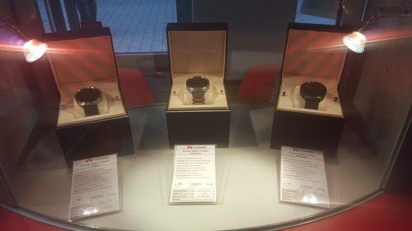 [LOKAL Schwerte] Huawei Watch Classic Edelstahl oder Leder ab 369€