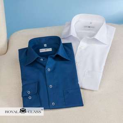 [Aldi Nord] ROYAL CLASS Hemden für 11,99€