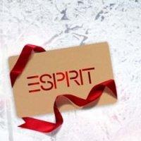 Esprit Geschenkgutschein für 50€ kaufen, 10€ geschenkt