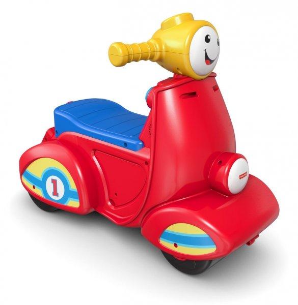(Spielzeug/Amazon) Mattel Lernspaß Motorroller für 39,98 €