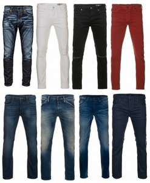 JACK & JONES Jeans Clark Glenn Fox Herren Denim Clubwear in 15 Varianten, 26,99 EUR @ ebay