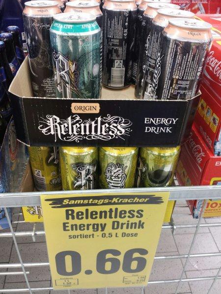 [netto lokal?]Relentless energy drink 66 cent