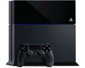 PlayStation 4 Konsole 500GB JET BLACK STANDALONE