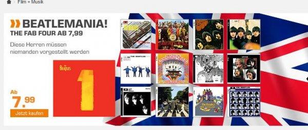 Beatles CDs ab 7,99 versandkostenfrei bei Saturn Online