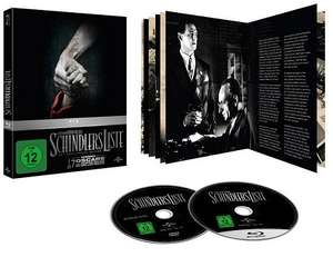 Schindlers Liste - 20th Anniversary Edition [Blu-ray] [Limited Edition] für 9,99€ @ Amazon Prime