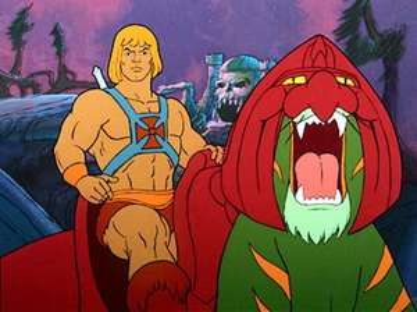 Zeichentrickserien / Cartoons der 80er/90er-Jahre, z.B. He-Man, Bravestarr, Saber Rider, Mila Superstar, u.v.m.@Clipfish