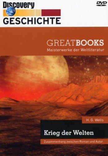 Amazon Prime : DVD Great Books - Krieg der Welten Nur 1,37 €