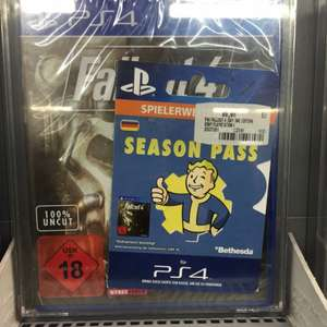 PS4 Fallout 4 + season pass Saturn nürnberg (lokal?)