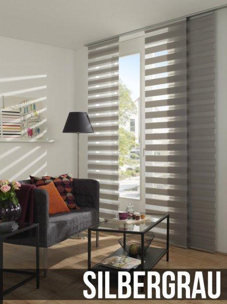 Gardinia Flächenvorhänge 60x245cm – 7 Modelle für je 29,99€