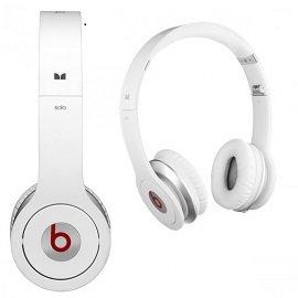 BEATS - Solo - white- Typ II für 69,99 €  (B-Ware) @ null.de