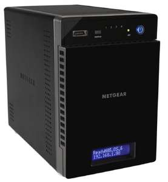 [Amazon.fr]  Netgear RN204-100NES 4-Bay Diskless ReadyNAS für 279,43€ inkl. Versand