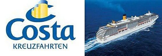 Costa 72-Stunden Angebot - Innenkabine ab 333 € zzgl. Servicegebühr für 7 Tage Mittelmeer