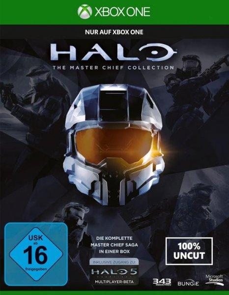 [Gamestop] Halo: The Master Chief Collection für die Xbox One NEU inkl. Versand für 29,99