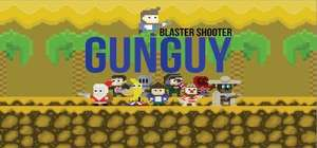 10,000 Blaster Shooter Gun Guy (STEAM Key Giveaway)