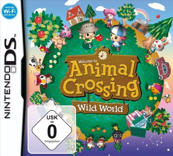[Wii U eShop]Animal Crossing Wild World für 9,99€ und weitere Angebote