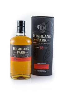 Highland Park 18 Jahre Single Malt Scotch Whisky für 79,87€