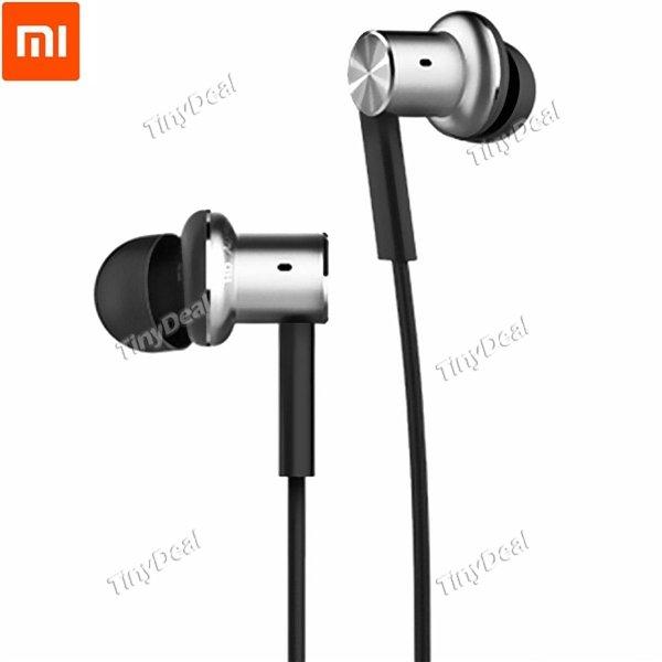 Xiaomi Hybrid Kopfhörer für 18,54€ (bzw. 13,90€ für die, die bei der Mi Scale Waage leer ausgegangen sind)