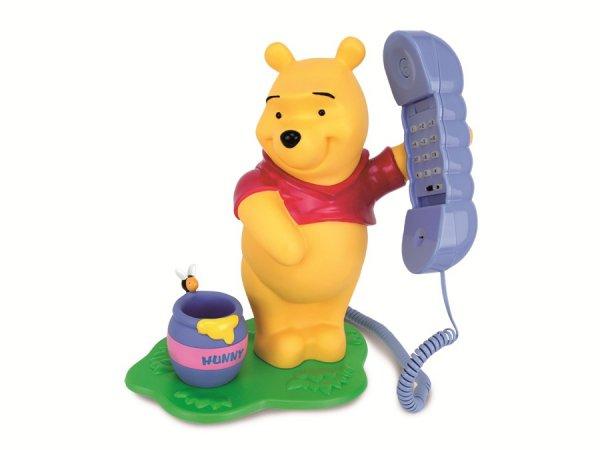 DSC-Zettler Disneyphone Winni Pooh Schnurgebundenes Telefon bei amazon für nur 8,95 €