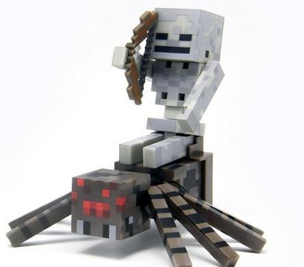 Jazwares Minecraft Overworld Spider Jockey für 8,98€ bei Amazon (Prime)