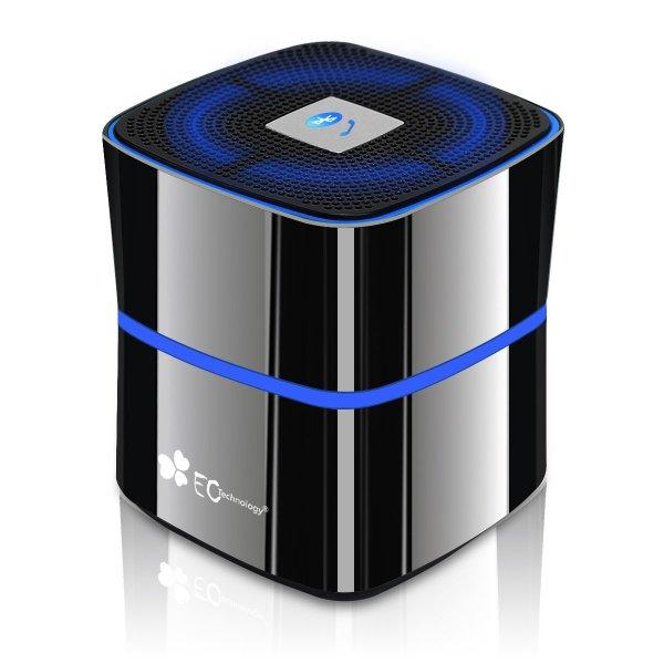 Amazon.de Tragbarer Bluetooth 4.0 Lautsprecher 5W 8-12 Stunden Wiedergabe + Freisprecheinrichtung