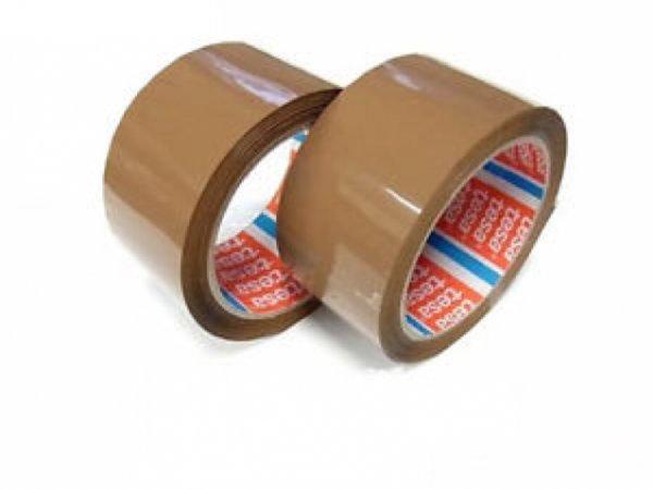 14,99€ 12 Rollen Tesa Paketklebeband 64014 Braun oder Transparent 50mm x 66m 1 Rolle 1,24€ [Ebay]